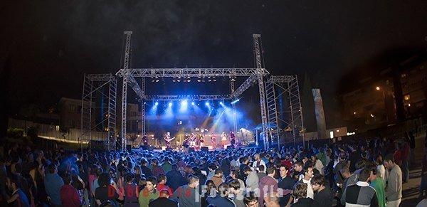 Fotografía de conciertos