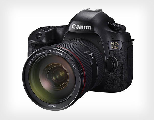 Canon 5Ds y 5DSR
