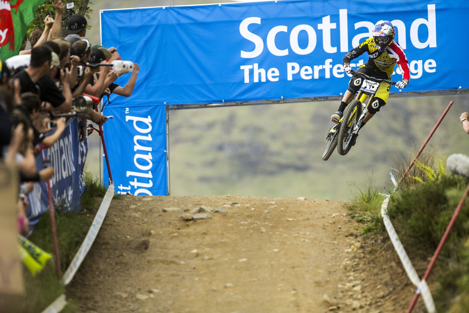 World Cup UCI MTB 2015 Fort William, siguiente parada