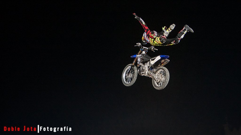 Tom Pagés, ganador del RedBull X-Fighters Madrid 2015