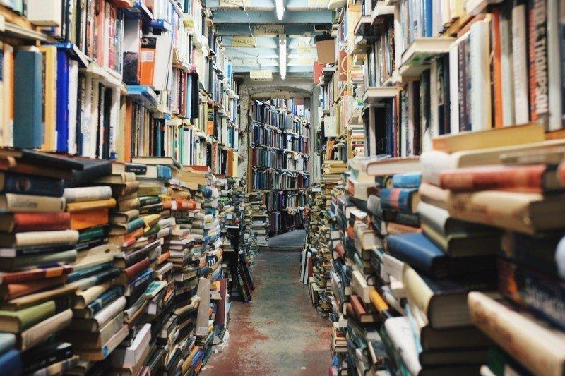 Libros de fotografía – nueva serie de artículos