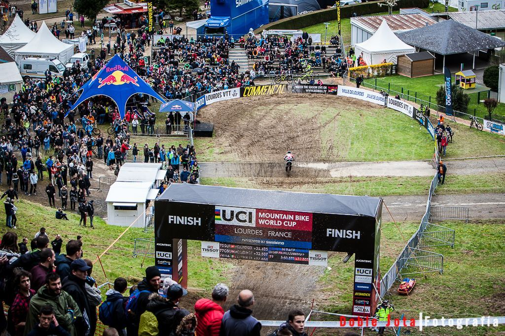 Meta World Cup Uci DH Lourdes