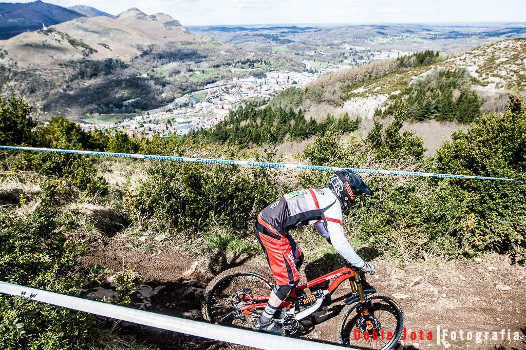 World Cup Uci DH Lourdes