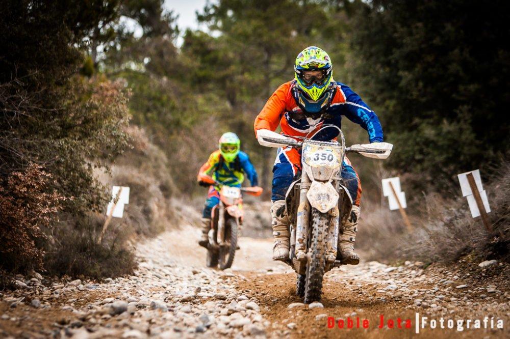 Fotografía de motocross