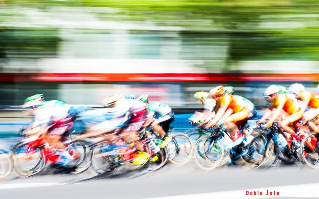 Pelotón ciclista