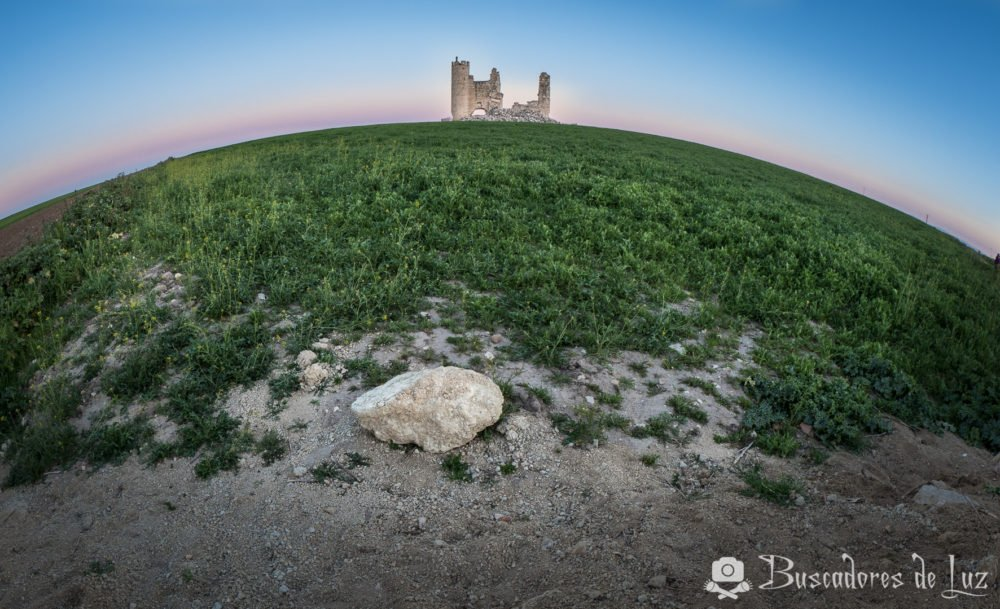 Castillo de Caudilla con Olympus OMD EM 1 Mark II