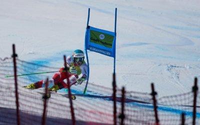 Un día en las finales de la copa del mundo de ski!