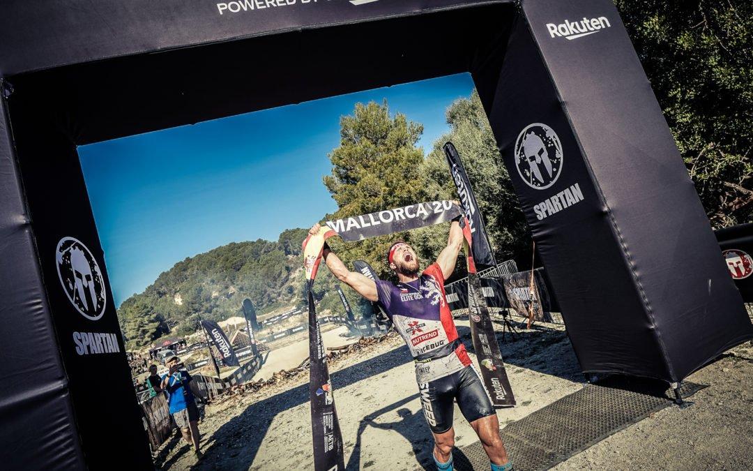 Spartan Race de Mallorca: Fotógrafo de branding
