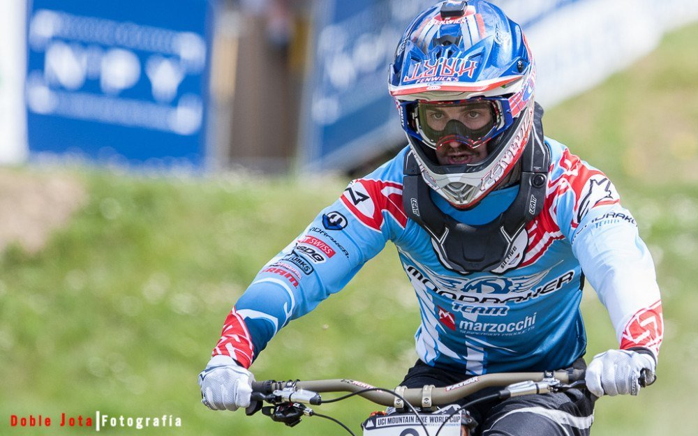Rider World Cup Uci MTB Lourdes