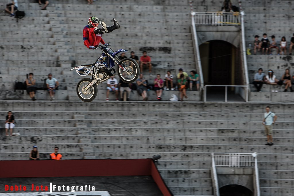 RedBull X-Fighters Madrid 2015
